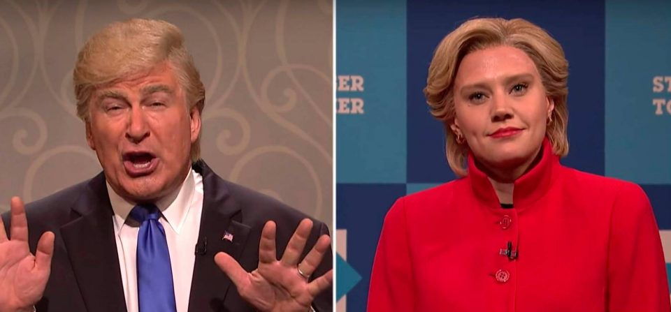 HILLARY CLINTON/DONALD TRUMP COLD OPEN