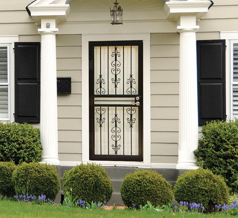 Aluminum Security Doors Melbourne