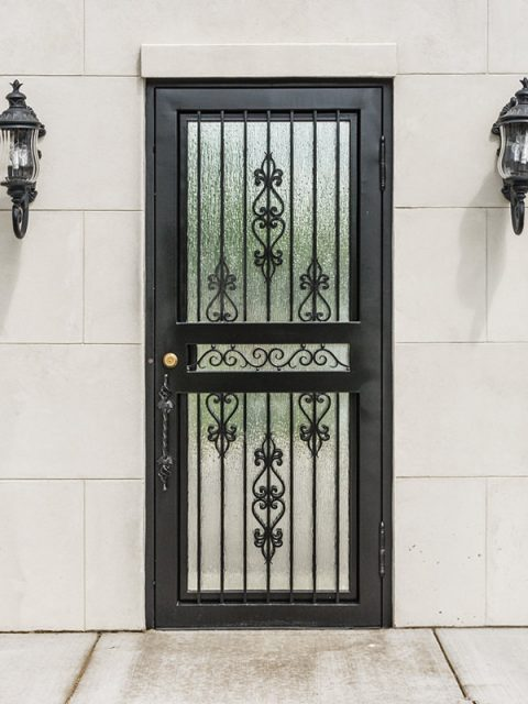 Steel Security Doors Melbourne