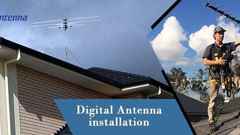 Aerial installation Brisbane