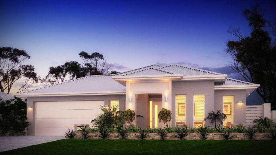 house rendering melbourne