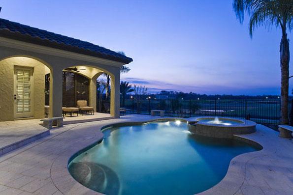 swimming pool heating
