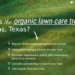 What is the organic lawn care treatment in Dallas, Texas-min